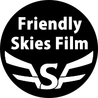 friendly skies film logo